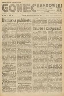 Goniec Krakowski. 1921, nr246