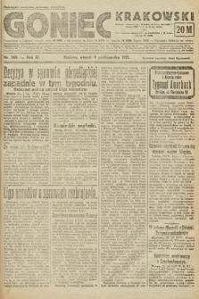 Goniec Krakowski. 1921, nr269