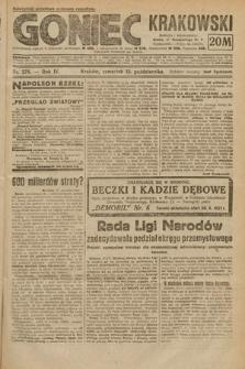 Goniec Krakowski. 1921, nr278