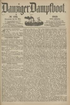 Danziger Dampfboot. Jg.40, № 122 (29 Mai 1869)