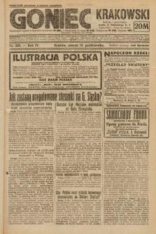 Goniec Krakowski. 1921, nr283