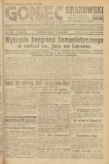 Goniec Krakowski. 1921, nr297