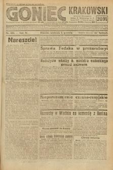 Goniec Krakowski. 1921, nr330