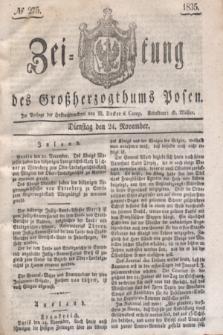 Zeitung des Großherzogthums Posen. 1835, № 275 (24 November)