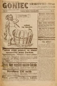 Goniec Krakowski. 1920, nr3