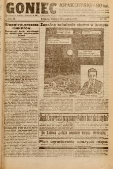 Goniec Krakowski. 1920, nr10