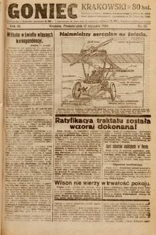 Goniec Krakowski. 1920, nr12
