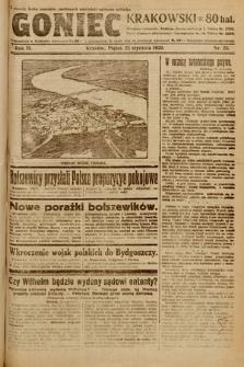Goniec Krakowski. 1920, nr23