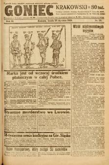 Goniec Krakowski. 1920, nr28