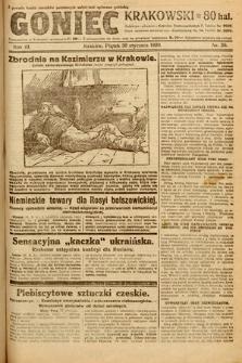 Goniec Krakowski. 1920, nr30
