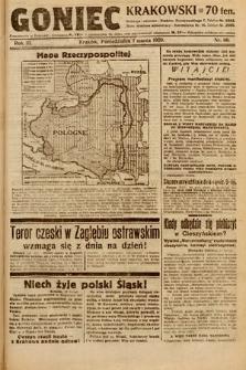Goniec Krakowski. 1920, nr60