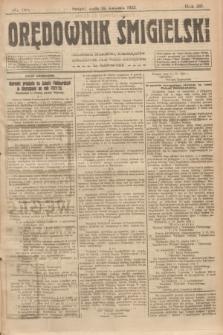 Orędownik Śmigielski. R.32, nr 90 (19 kwietnia 1922)