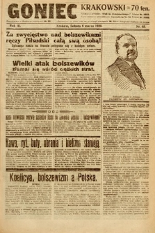 Goniec Krakowski. 1920, nr65