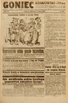Goniec Krakowski. 1920, nr66