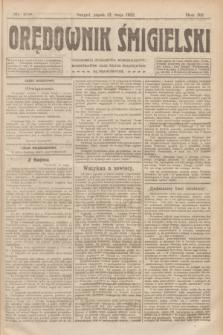 Orędownik Śmigielski. R.32, nr 108 (12 maja 1922)
