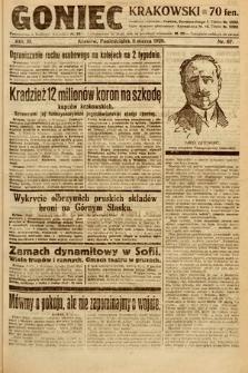 Goniec Krakowski. 1920, nr67