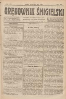 Orędownik Śmigielski. R.32, nr 117 (23 maja 1922)