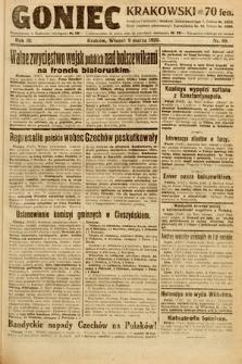 Goniec Krakowski. 1920, nr68