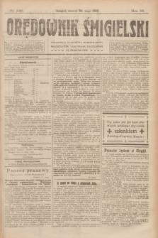 Orędownik Śmigielski. R.32, nr 122 (30 maja 1922)