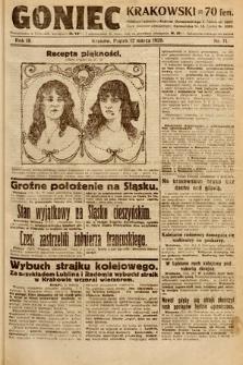 Goniec Krakowski. 1920, nr71