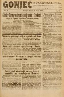 Goniec Krakowski. 1920, nr75