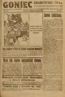 Goniec Krakowski. 1920, nr86