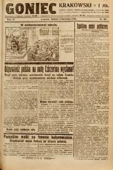 Goniec Krakowski. 1920, nr93