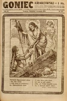 Goniec Krakowski. 1920, nr94