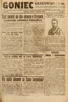 Goniec Krakowski. 1920, nr95