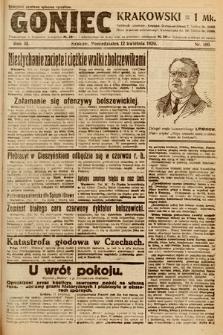 Goniec Krakowski. 1920, nr100