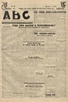 ABC : pismo codzienne : informuje wszystkich o wszystkiem. 1934, nr101 |PDF|