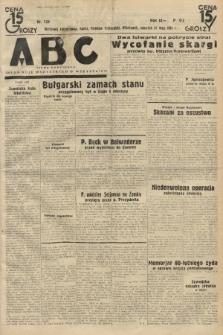 ABC : pismo codzienne : informuje wszystkich o wszystkiem. 1934, nr139 |PDF|