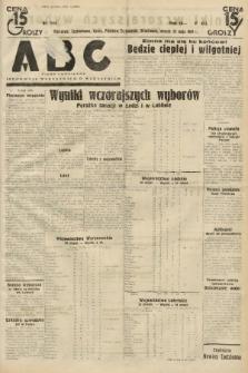 ABC : pismo codzienne : informuje wszystkich o wszystkiem. 1934, nr144 |PDF|
