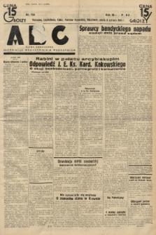 ABC : pismo codzienne : informuje wszystkich o wszystkiem. 1934, nr154  PDF 