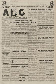 ABC : pismo codzienne : informuje wszystkich o wszystkiem. 1934, nr194 |PDF|