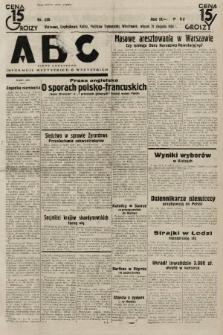 ABC : pismo codzienne : informuje wszystkich o wszystkiem. 1934, nr230  PDF 