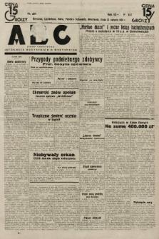 ABC : pismo codzienne : informuje wszystkich o wszystkiem. 1934, nr231 |PDF|