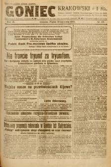 Goniec Krakowski. 1920, nr118