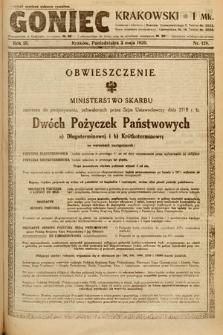Goniec Krakowski. 1920, nr120