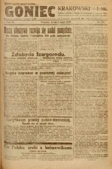 Goniec Krakowski. 1920, nr122
