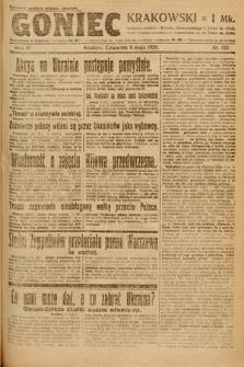 Goniec Krakowski. 1920, nr123