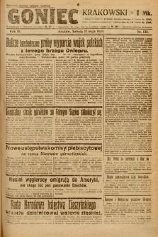 Goniec Krakowski. 1920, nr132