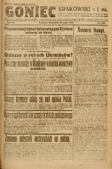 Goniec Krakowski. 1920, nr133