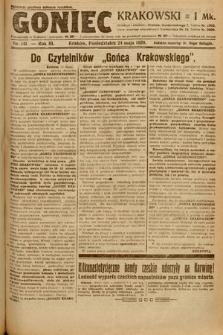 Goniec Krakowski. 1920, nr141