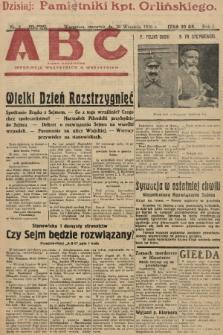 ABC : pismo codzienne : informuje wszystkich o wszystkiem. 1926, nr7  PDF 