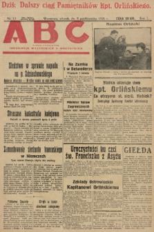 ABC : pismo codzienne : informuje wszystkich o wszystkiem. 1926, nr12 |PDF|