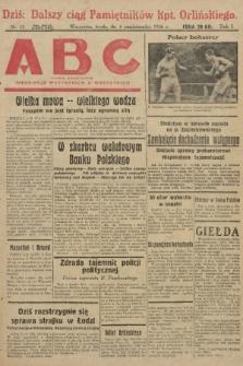 ABC : pismo codzienne : informuje wszystkich o wszystkiem. 1926, nr13 |PDF|