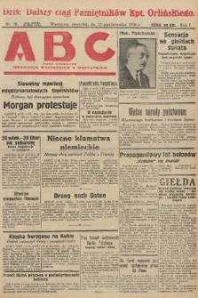 ABC : pismo codzienne : informuje wszystkich o wszystkiem. 1926, nr28 |PDF|