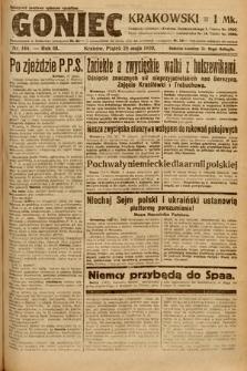 Goniec Krakowski. 1920, nr144