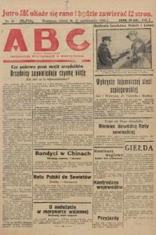 ABC : pismo codzienne : informuje wszystkich o wszystkiem. 1926, nr30 |PDF|